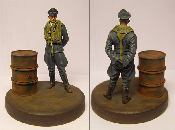 Figures: Luftwaffe pilot