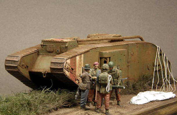 Dioramas and Vignettes: Operation Overlord