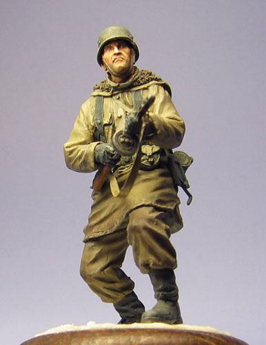 Figures: SS Unteroffizier, photo #1