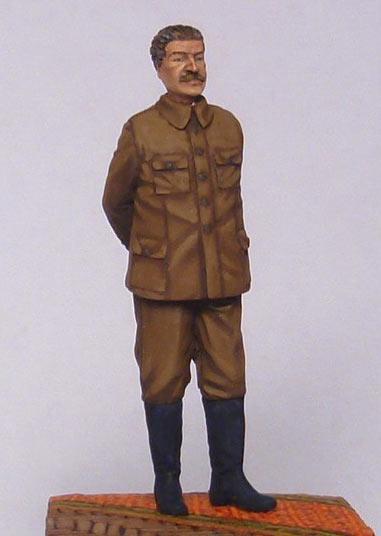 Figures: Joseph Stalin, photo #1