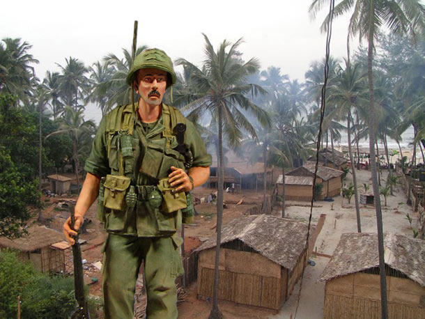 Figures: Good morning Vietnam!