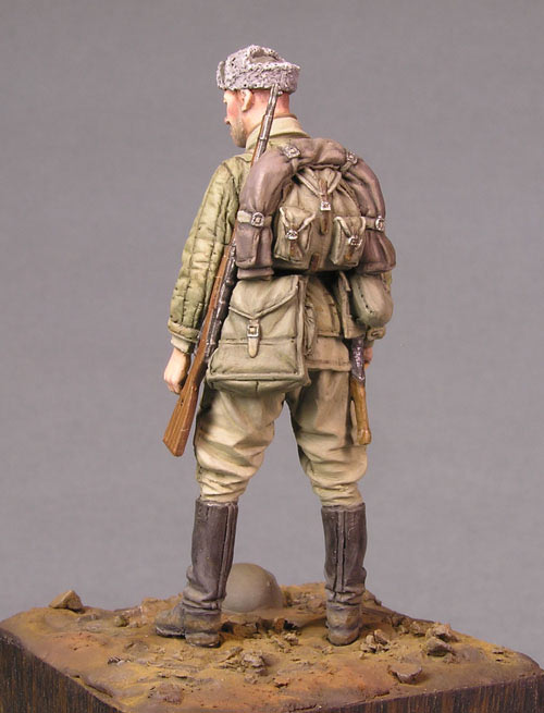 Figures: Soviet soldier, photo #3