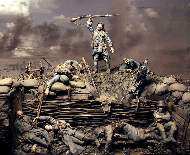 Dioramas and Vignettes: Verdun