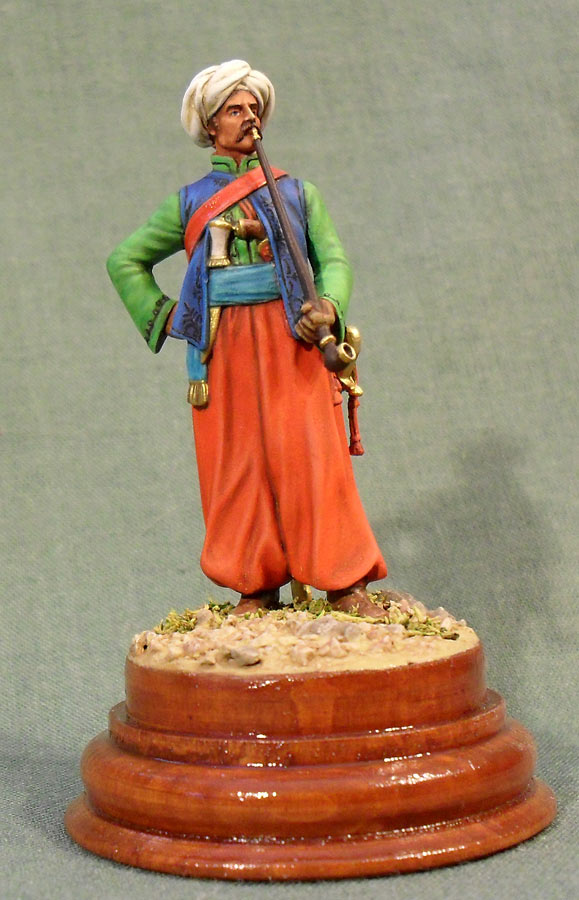 Figures: Mameluke, 1807-08, photo #1
