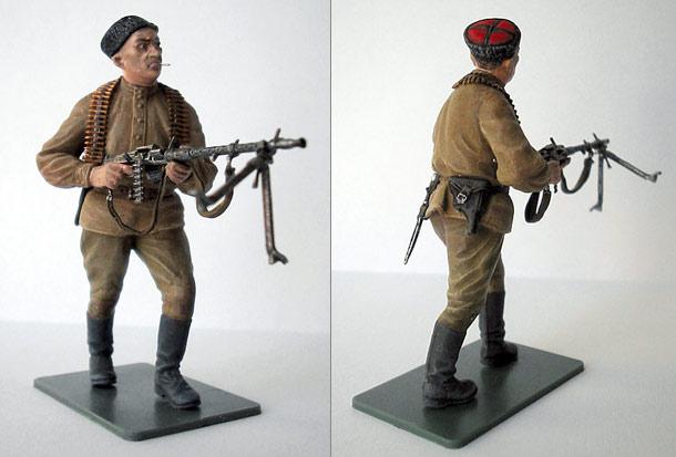 Figures: Soviet Partisan