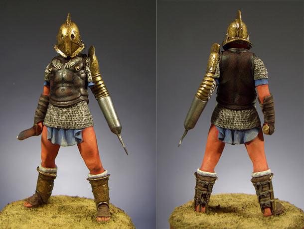 Figures: Gladiator