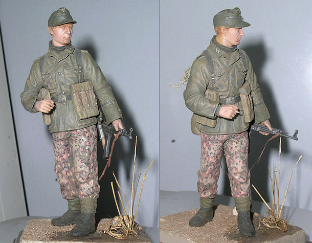 Figures: War-dog