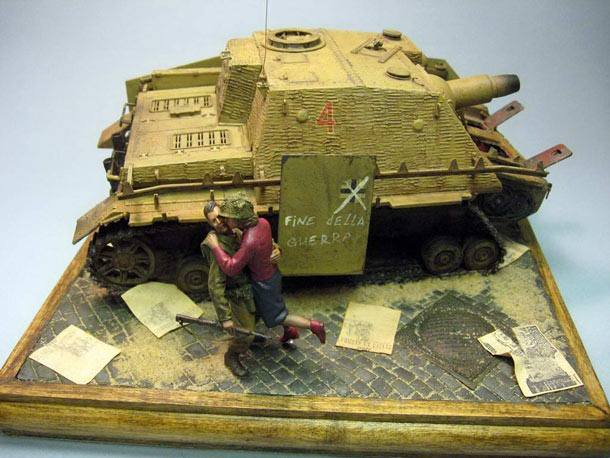 Dioramas and Vignettes: Liberation of Europe
