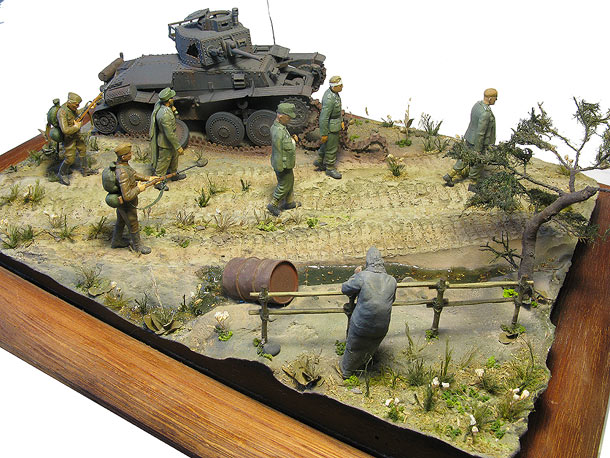 Dioramas and Vignettes: The turning point. 1943