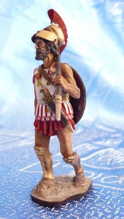 Training Grounds: Greek hoplite, V century A.D., photo #2