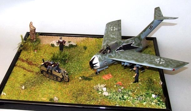 Dioramas and Vignettes: