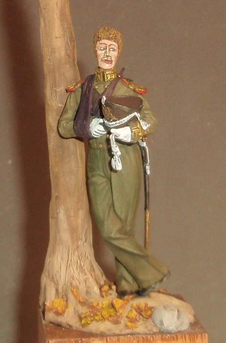 Sculpture: Ober-Officer, Guard Navy Crew, 1813, photo #1