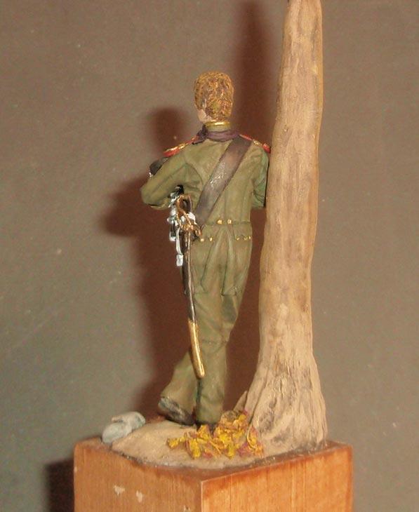 Sculpture: Ober-Officer, Guard Navy Crew, 1813, photo #4