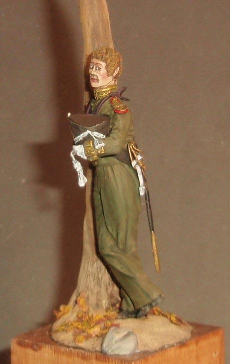 Sculpture: Ober-Officer, Guard Navy Crew, 1813, photo #5