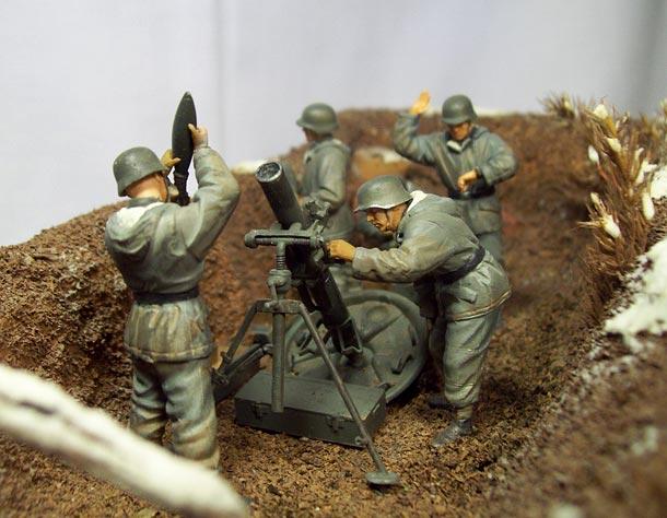 Training Grounds: Hans, fire!