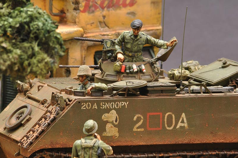 Dioramas and Vignettes: When the Scorpion Stings, photo #11