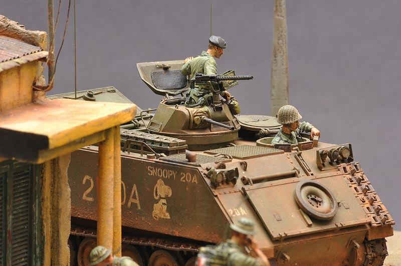 Dioramas and Vignettes: When the Scorpion Stings, photo #12