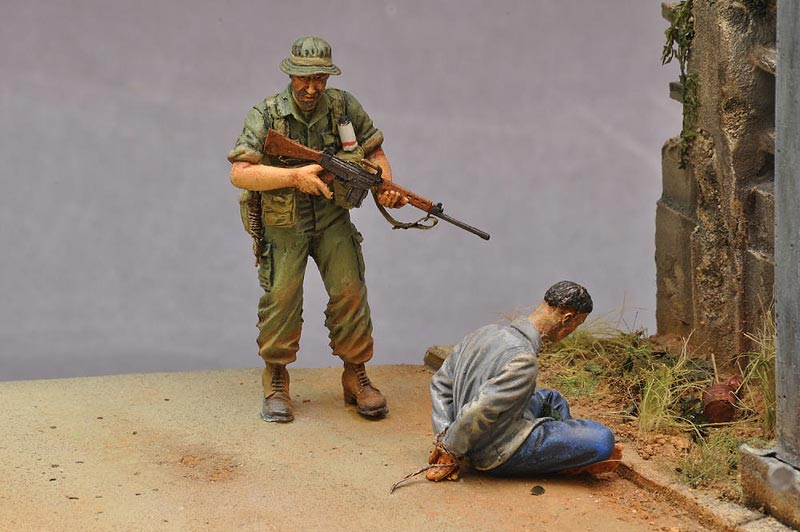 Dioramas and Vignettes: When the Scorpion Stings, photo #15