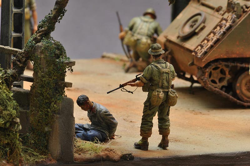 Dioramas and Vignettes: When the Scorpion Stings, photo #16