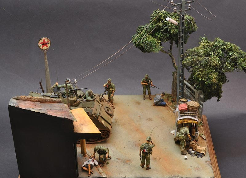 Dioramas and Vignettes: When the Scorpion Stings, photo #2