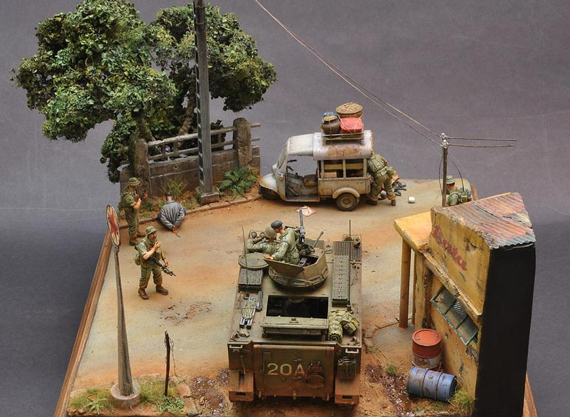 Dioramas and Vignettes: When the Scorpion Stings, photo #3