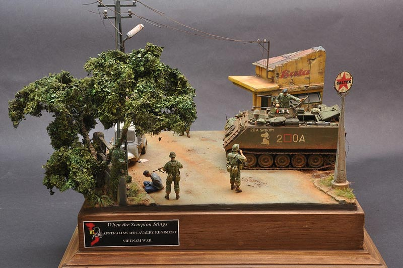 Dioramas and Vignettes: When the Scorpion Stings, photo #4