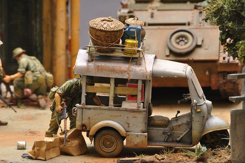 Dioramas and Vignettes: When the Scorpion Stings, photo #5