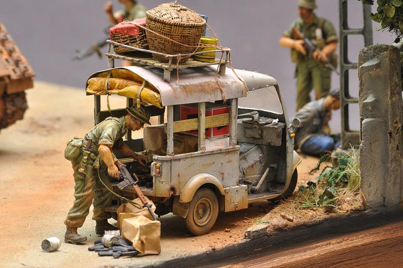 Dioramas and Vignettes: When the Scorpion Stings, photo #6