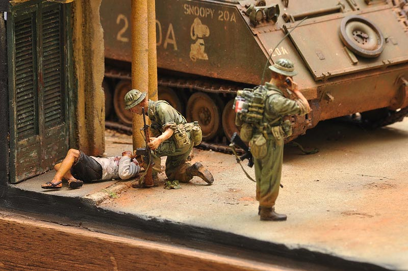 Dioramas and Vignettes: When the Scorpion Stings, photo #7