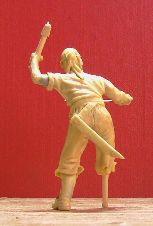 Sculpture: Pirate, photo #10