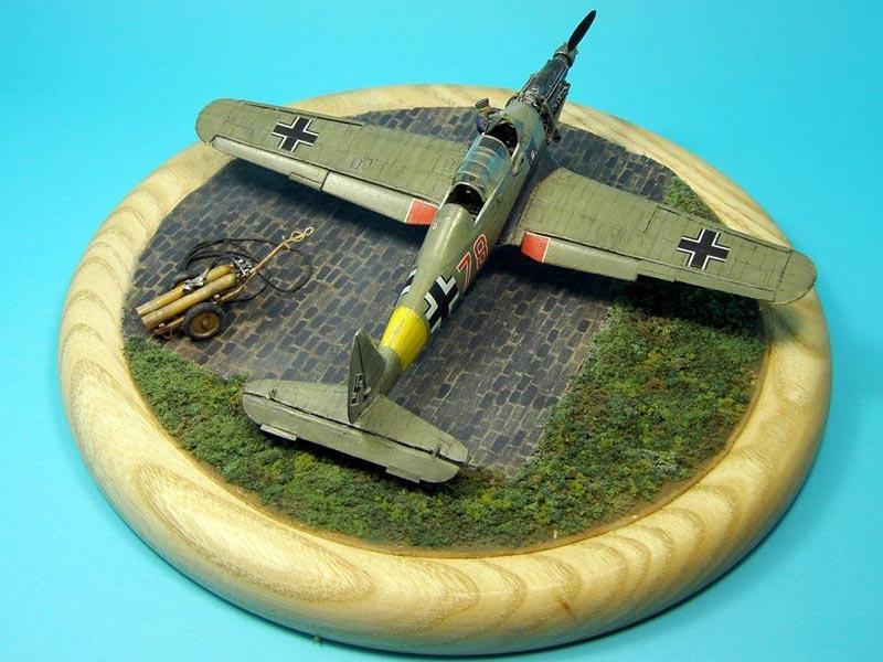 Dioramas and Vignettes: Arado Ar-96B, photo #4