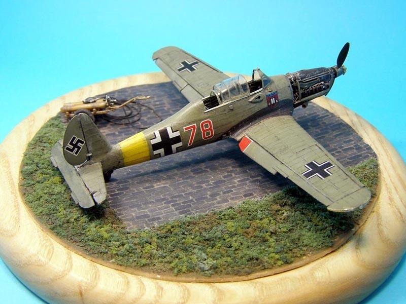 Dioramas and Vignettes: Arado Ar-96B, photo #5