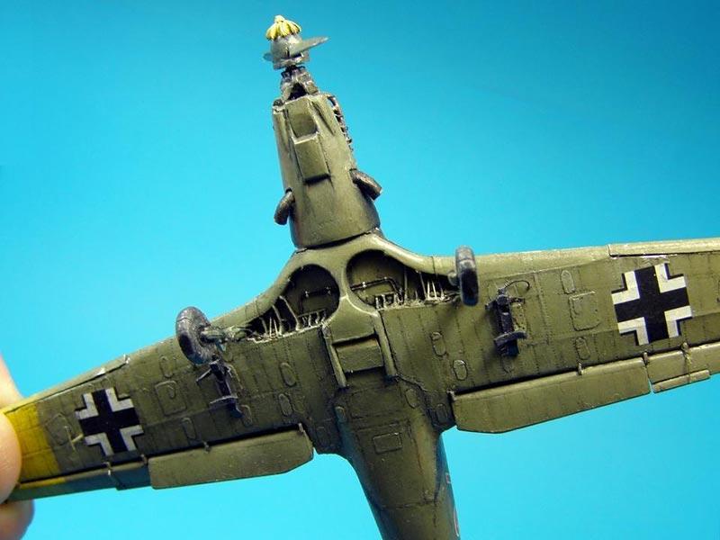Dioramas and Vignettes: Arado Ar-96B, photo #8