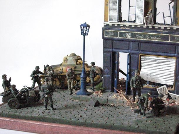 Dioramas and Vignettes: Surrender of France, June 1940