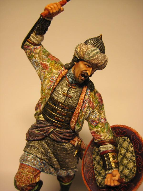 Figures: Turkish warrior, photo #2