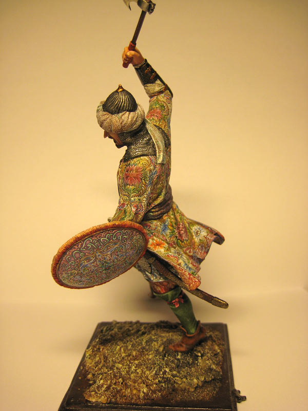 Figures: Turkish warrior, photo #4