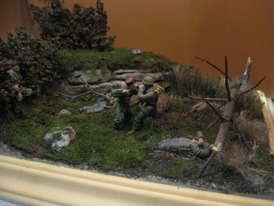 Dioramas and Vignettes: Nonservice charge, photo #1