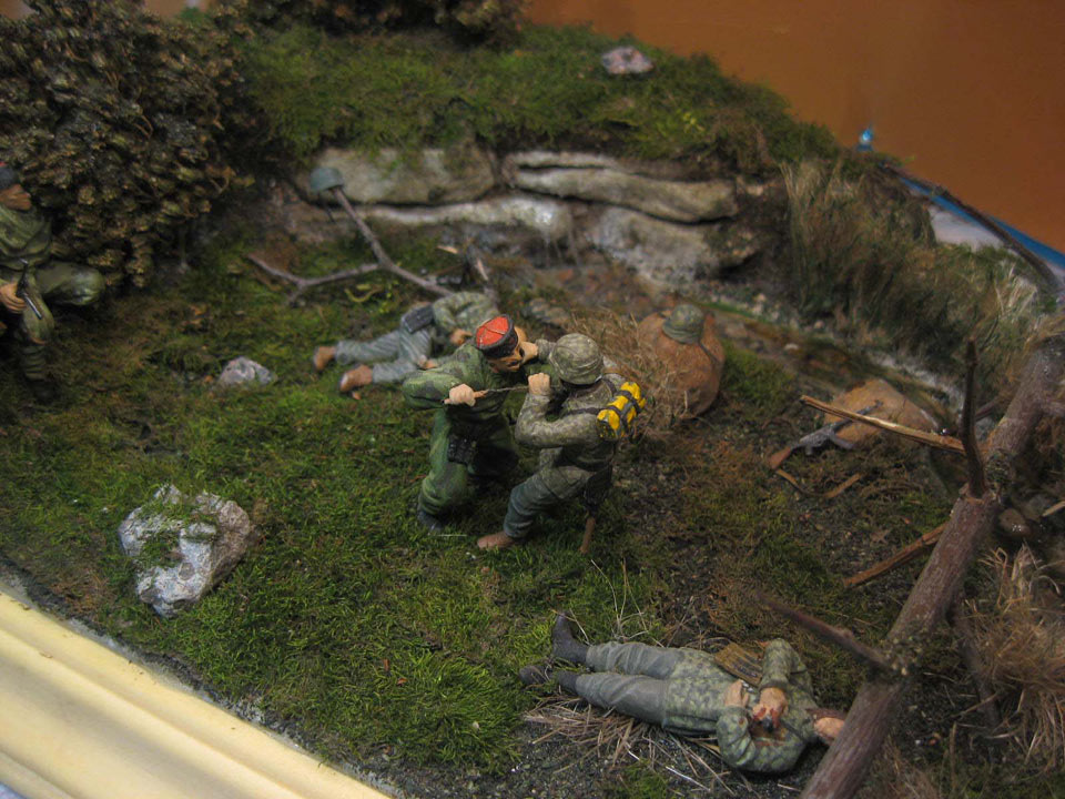 Dioramas and Vignettes: Nonservice charge, photo #2