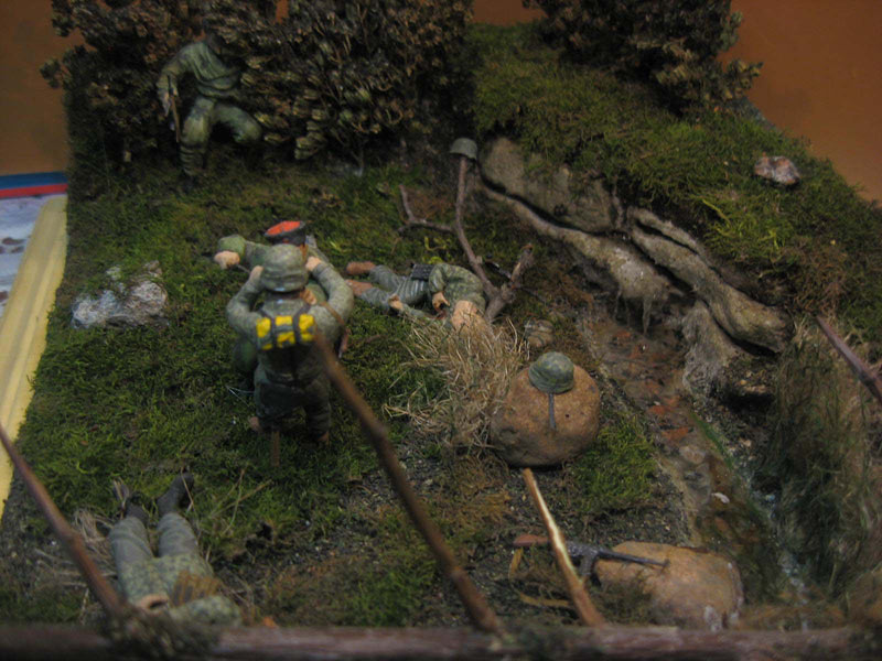 Dioramas and Vignettes: Nonservice charge, photo #3