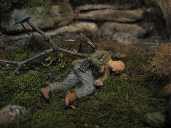 Dioramas and Vignettes: Nonservice charge, photo #4