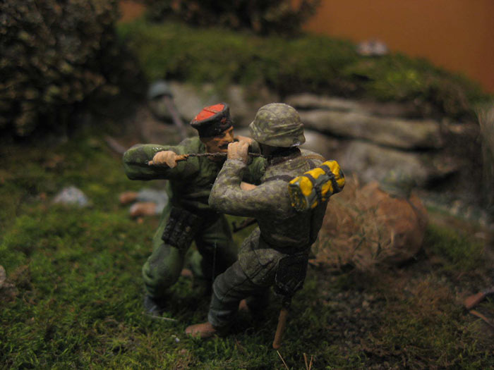 Dioramas and Vignettes: Nonservice charge, photo #6