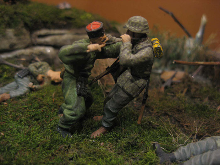 Dioramas and Vignettes: Nonservice charge, photo #7