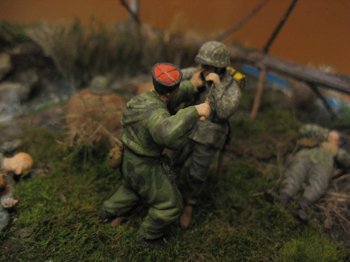 Dioramas and Vignettes: Nonservice charge, photo #8