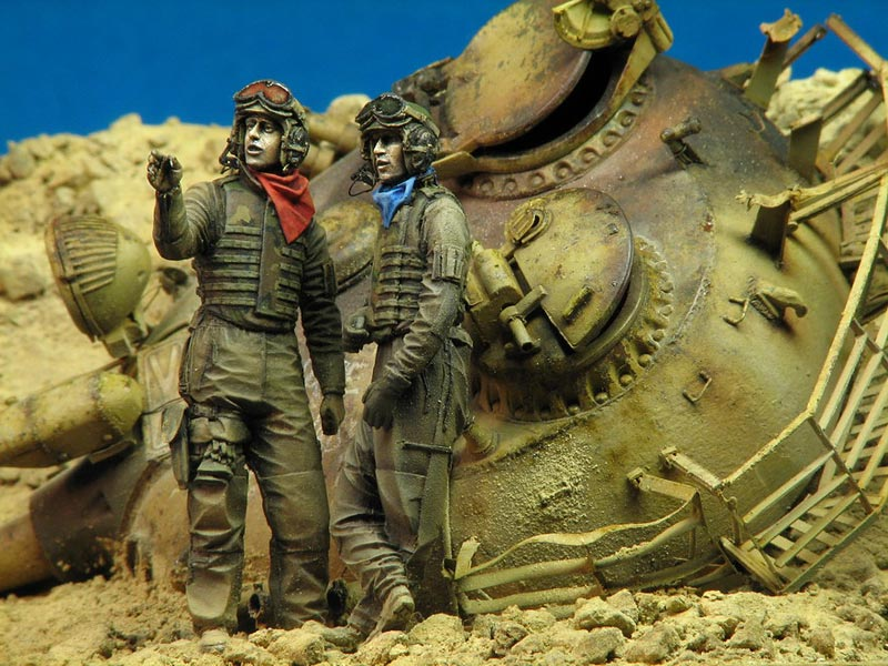 Dioramas and Vignettes: At the Gates of Babylon, photo #4