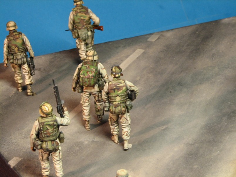 Dioramas and Vignettes: Ghost of Dictator, photo #4