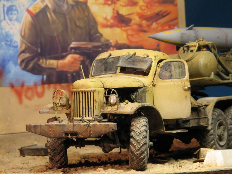 Dioramas and Vignettes: Ghost of Dictator, photo #8
