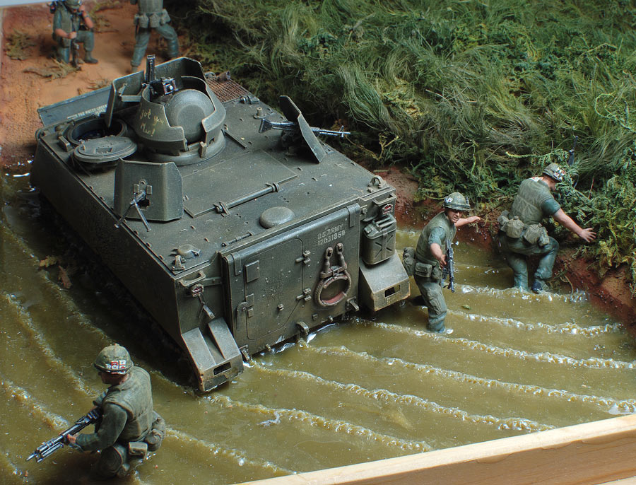 Dioramas and Vignettes: Drop zone under attack!.., photo #17