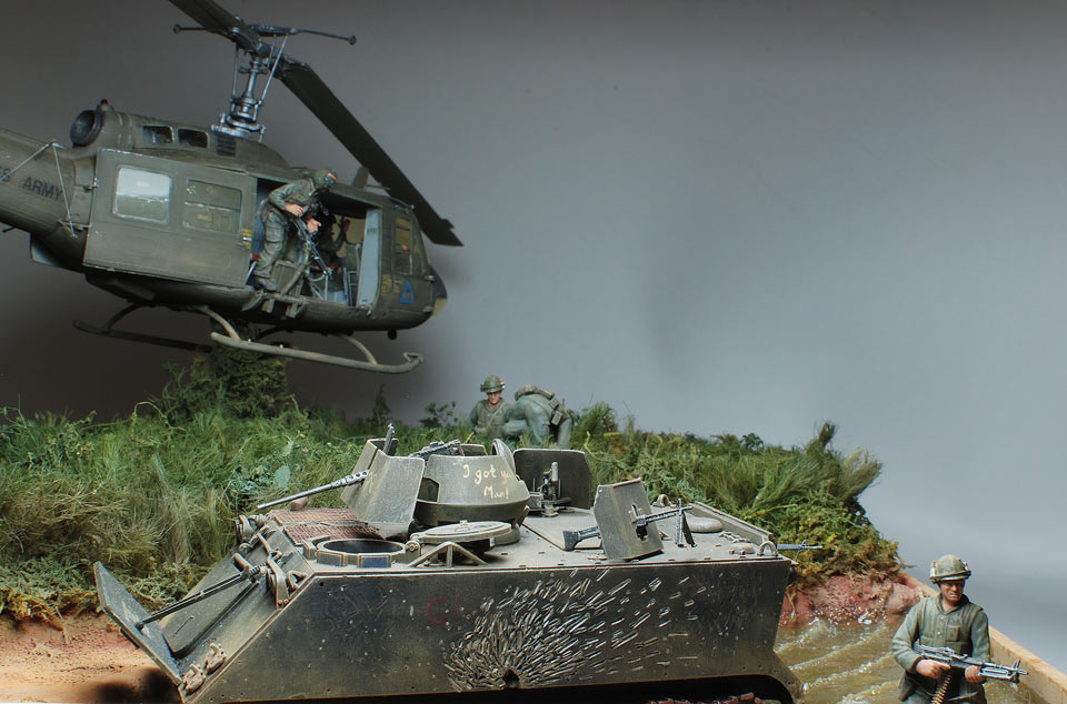 Dioramas and Vignettes: Drop zone under attack!.., photo #5