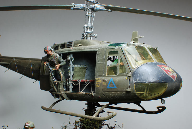 Photo 6 Drop Zone Under Attack Dioramas And