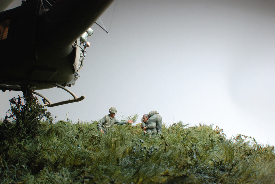 Dioramas and Vignettes: Drop zone under attack!.., photo #7